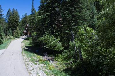 Steamboat Springs Residential Lots & Land Active: 2425 Clubhouse Drive