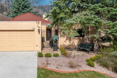 Colorado Springs Condo/Townhouse Active: 704 Count Pourtales Drive
