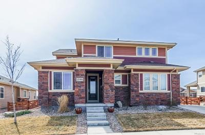 Arvada Single Family Home Under Contract: 15098 West 63rd Lane