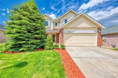 Brighton Single Family Home Active: 6735 East 123rd Avenue