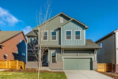 Denver Single Family Home Under Contract: 6736 Mariposa Street