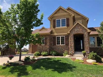 Castle Pines Single Family Home Active: 1271 Buffalo Ridge Road