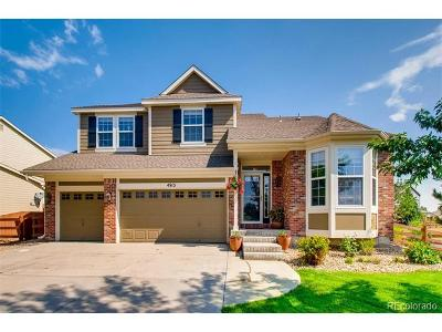 Broomfield Single Family Home Active: 4915 Sage Brush Drive
