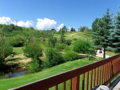 Routt County Single Family Home Under Contract: 426 East Willow Bend