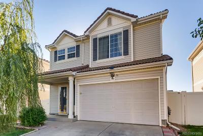 Denver Single Family Home Active: 5563 Ensenada Street