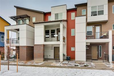 Broomfield Condo/Townhouse Active: 11214 Uptown Avenue