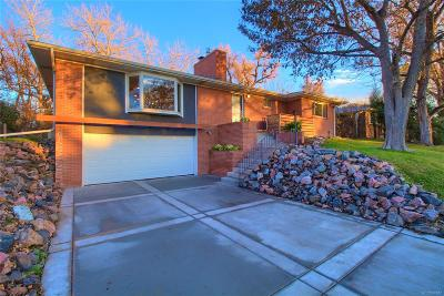 Littleton Single Family Home Active: 6398 South Acoma Street