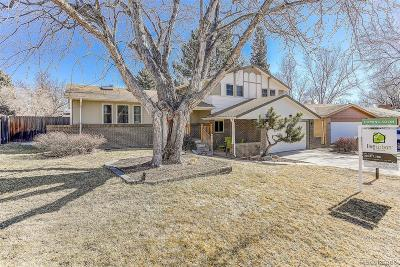 Denver Single Family Home Active: 2914 South Eaton Street