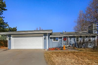 Broomfield Single Family Home Active: 3139 West 131st Circle