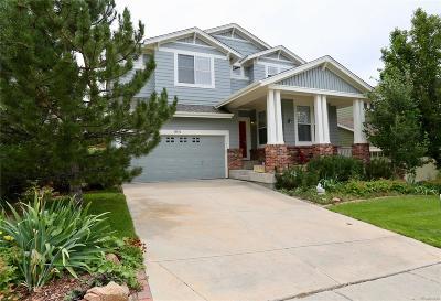 The Hearth Single Family Home Active: 10554 Wagon Box Circle
