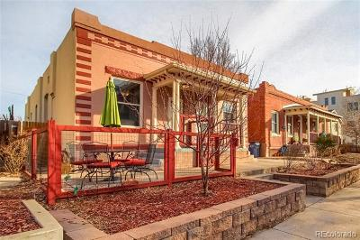 Denver Condo/Townhouse Active: 3247 West Conejos Place