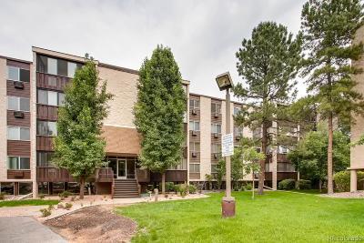 Denver Condo/Townhouse Active: 3450 South Poplar Street #206