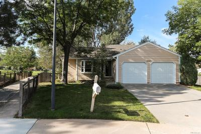 Centennial Single Family Home Active: 18251 East Crestline Circle