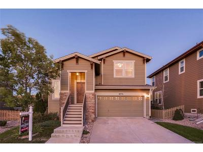 Highlands Ranch Single Family Home Under Contract: 10776 Towerbridge Circle