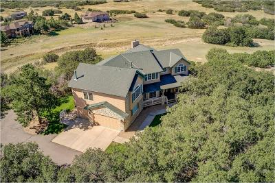Castle Rock CO Single Family Home Active: $980,000