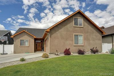 Salida Single Family Home Active: 119 Starbuck Circle