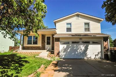 Aurora, Denver Single Family Home Active: 1811 South Flanders Way