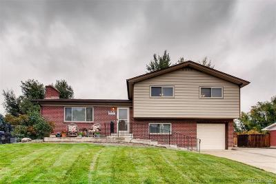 Northglenn Single Family Home Under Contract: 10991 Hermosa Court