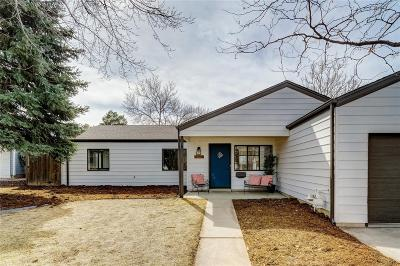 Single Family Home Under Contract: 2861 South Forest Street
