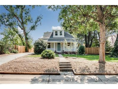 Centennial Single Family Home Active: 6110 South Pennsylvania Street