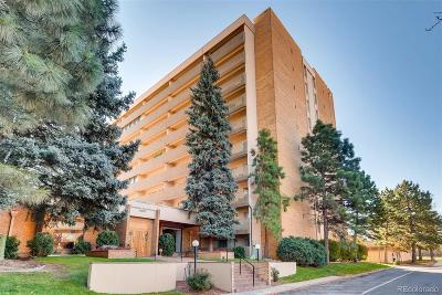 Denver Condo/Townhouse Active: 8060 East Girard Avenue #314
