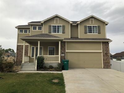 Johnstown Single Family Home Under Contract: 3395 Hackberry Lane