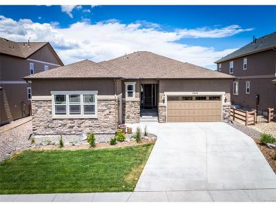 Colorado Springs Single Family Home Under Contract: 5858 Leon Young Drive