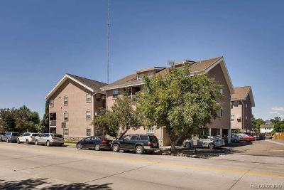 Littleton Condo/Townhouse Under Contract: 5873 South Prince Street #215C