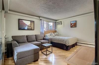 Denver Rental Active: 701 Pearl Street #102