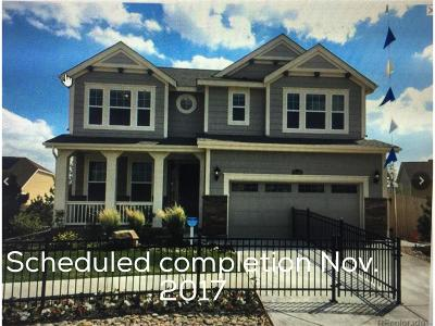 Amber Creek Single Family Home Under Contract: 6700 East 134