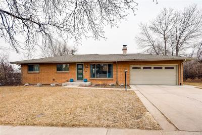 Single Family Home Under Contract: 3506 South Holly Street
