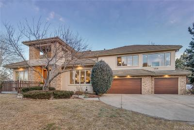 Niwot Single Family Home Under Contract: 6516 Columbine Court