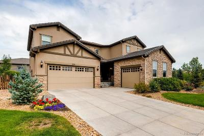 Broomfield Single Family Home Under Contract: 3538 Wolverine Loop