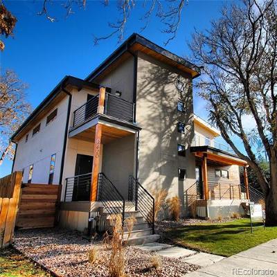 Denver Condo/Townhouse Active: 3620 Jason St Street