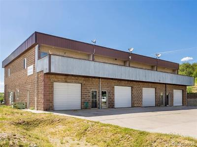 Steamboat Springs Commercial Active: 1708 Copper Ridge Spur