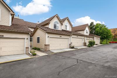 Littleton Condo/Townhouse Active: 5950 South Jellison Street #C
