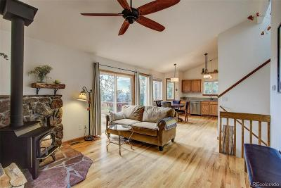 Pine Single Family Home Under Contract: 15460 Toboggan Road