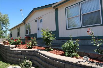 Denver Single Family Home Active: 2580 West Wesley Avenue #D