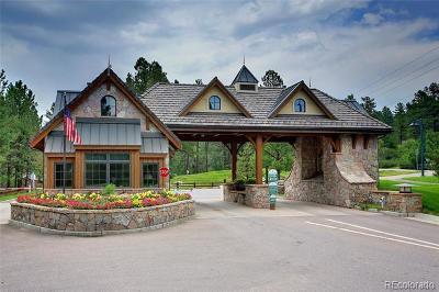 Castle Rock Residential Lots & Land Active: 951 Castle Pines Drive