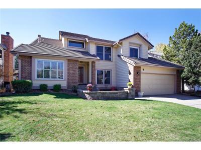 Littleton Single Family Home Active: 9 Mesa Oak