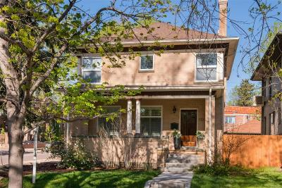 Single Family Home Under Contract: 1301 Milwaukee Street