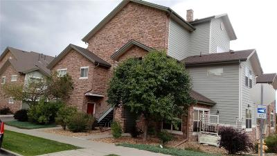 Aurora Condo/Townhouse Active: 18631 East Water Drive #D