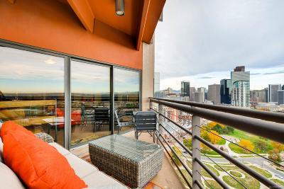 Denver Condo/Townhouse Under Contract: 100 Park Avenue #1902