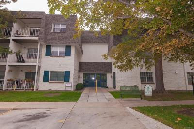 Denver Condo/Townhouse Active: 5875 East Iliff Avenue #303