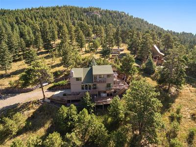 Evergreen Single Family Home Under Contract: 31883 Miwok Trail