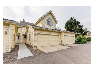 Littleton Condo/Townhouse Active: 8360 South Upham Way