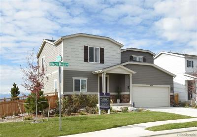 Frederick Single Family Home Under Contract: 6101 Black Mesa Road