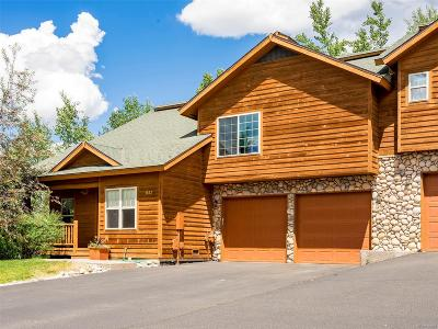 Steamboat Springs Condo/Townhouse Active: 1832 Bear Creek Drive