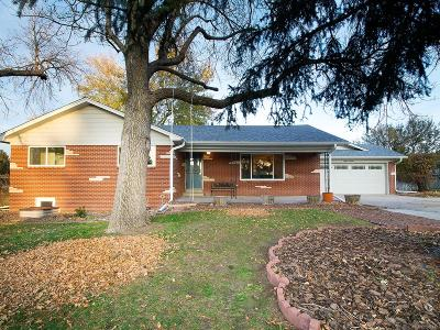 Golden Single Family Home Active: 1400 Overhill Road