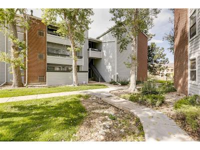 Aurora Condo/Townhouse Active: 14435 East 1st Drive #A7